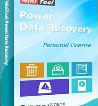 MiniTool Power Data Recovery Full Version