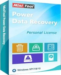 minitool power data recovery key 8.1