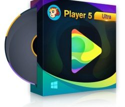 DVDFab Player Ultra 5.0.3.0 Crack with Keygen Download