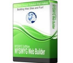 WYSIWYG Web Builder 15.0.7 Crack with Serial Key