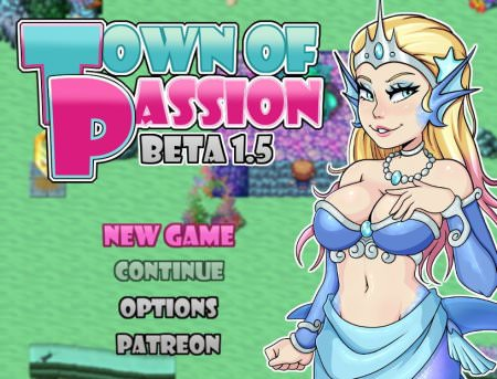 Town of Passion 1.6 Beta Game Walkthrough | Download for PC & Android